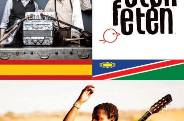 Cultural concert by Elemotho and Spanish duo, Feten Feten