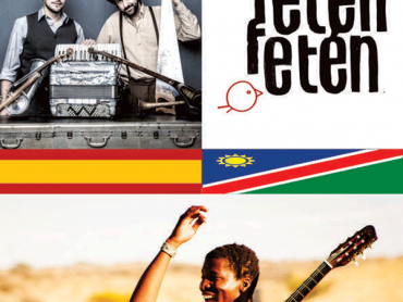 Cultural concert by Elemotho and Spanish duo, Feten Feten