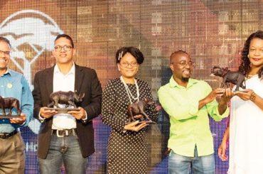 The FNB big 5 winners