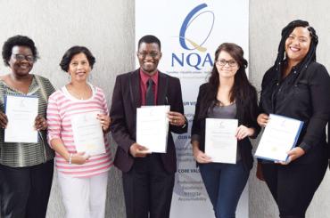 NQA grants three institutions accreditation