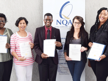 NQA grants three institutions accreditation