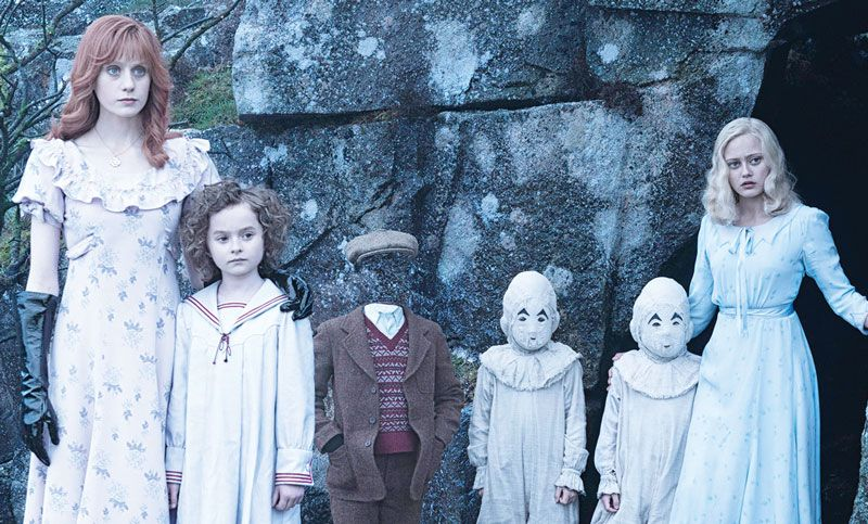 Miss Peregrine's Home for Peculiar Children- Film Review