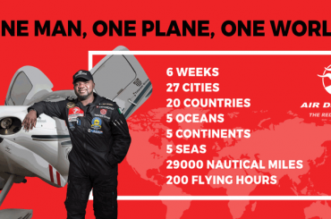 Around the world in less than 60 days