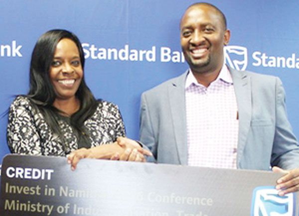 Standard Bank finances Invest in Namibia 2016