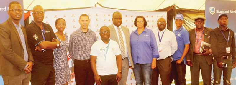 Gobabis show backdrops for SME summit