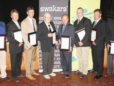 Top Swakara producers get recognition