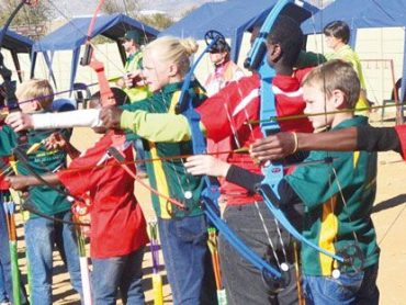 Archery School seeks sponsorship