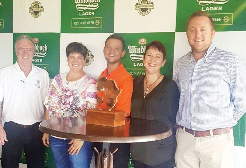 Windhoek Lager Africa Golf tourney launched