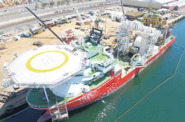 Diamond exploration vessel set to explore