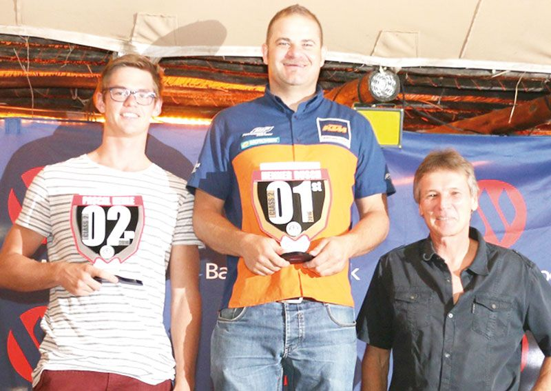 Enduro champions crowned