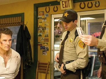 Jack Reacher: Never Go Back- Film Review