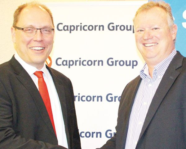 Capricorn Group offloads shares to Sanlam