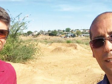 Pump track for Katutura youth established