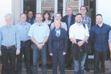 German business delegation visits Namibia
