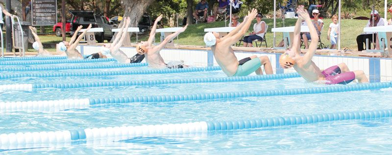 Swimmers impress in Tsumeb