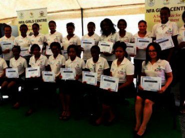 Footballers awarded Hospitality scholarships