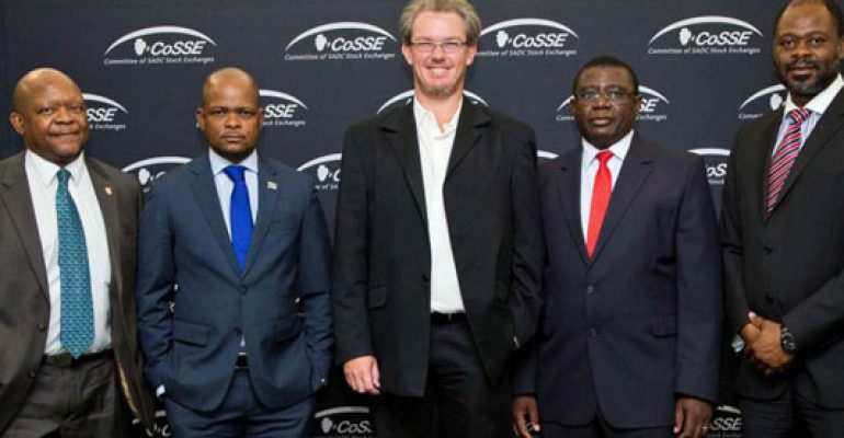 SADC Brokers discuss ways to boost cross border trading