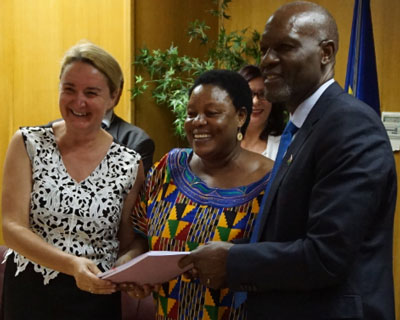 EU avails funds for Pre-Primary Education