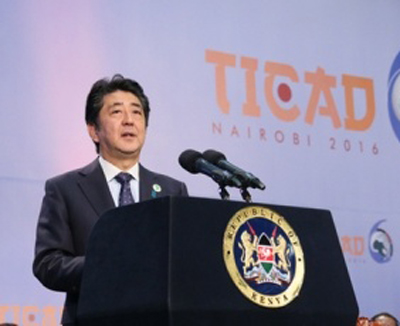 African economies test Japanese development commitment