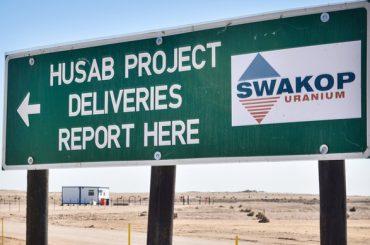 Husab mine could save decaying economy