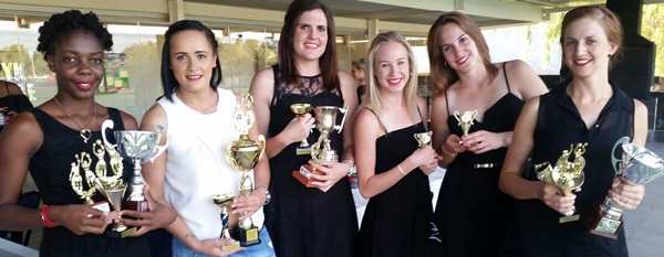 Wanderers awards best netball players