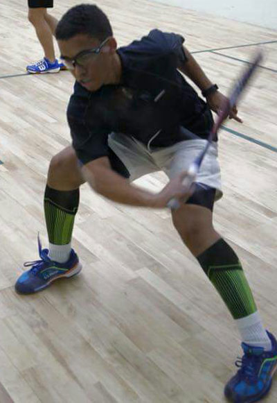 Junior Squash ace primed for USA Junior Open