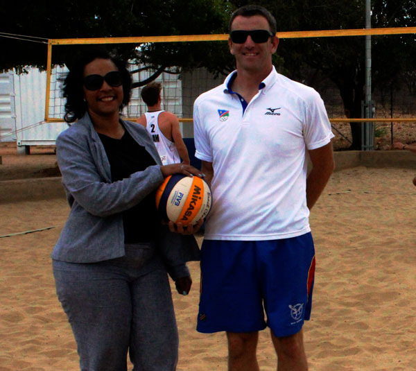 Volleyball championships during December holiday draws ten participating countries