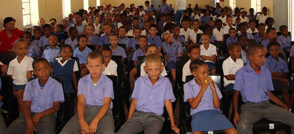 Development Bank invests in education