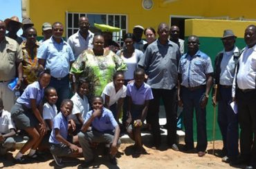 Rural schools receive new year gifts