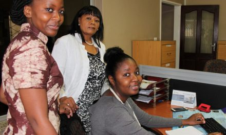 On-the-job training prepares graduates for corporate world
