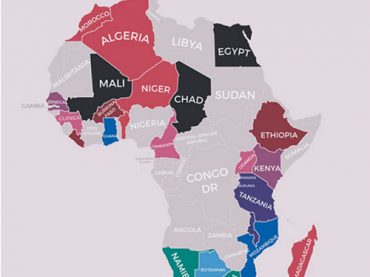 Namibia ranked as the most liberal African state