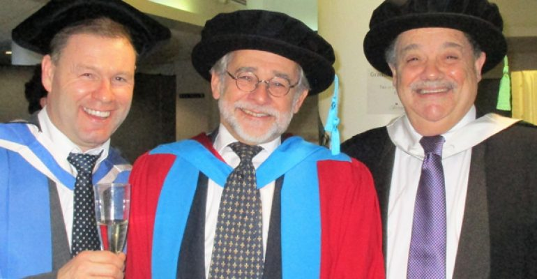 Dr Savage earns PhD in Supply Chain Management
