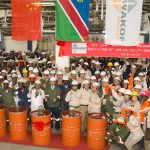 Swakop Uranium to spend N$10 million to lift salary scales of its employees