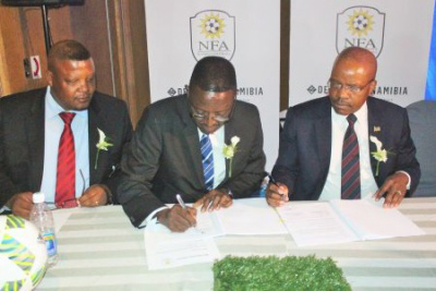 Football Association opens transfer window for DebMarine Cup