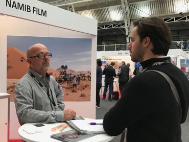 Shot on Location – local film companies show the world why Namibia is so popular as a filmmaker's destination