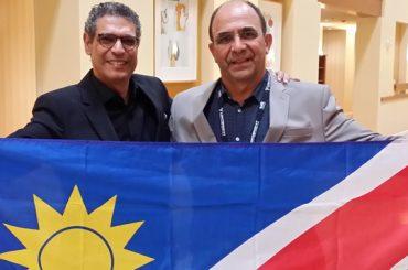 Namibian professional speakers join global brotherhood