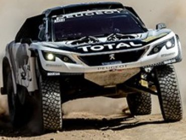 Peugeot takes top three positions in Dakar after mountain leg