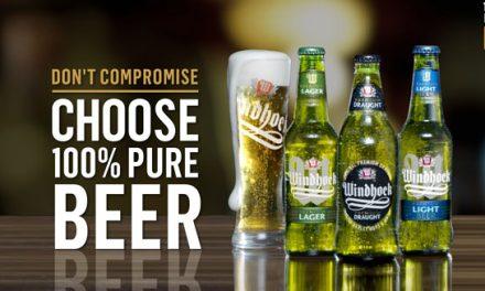 Special Windhoek Lager qualities captured in new TV commercials