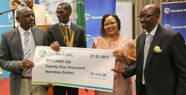 Negumbo SS clinches Old Mutual award for best national Grade 12 results