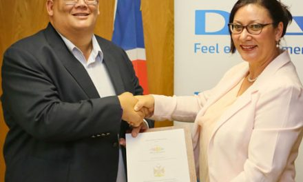 Multichoice and Education Ministry cement agreement