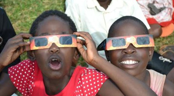 Namibians to see 'Ring of Fire' as annular solar eclipse nears