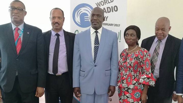Radio brings people from different backgrounds together – official