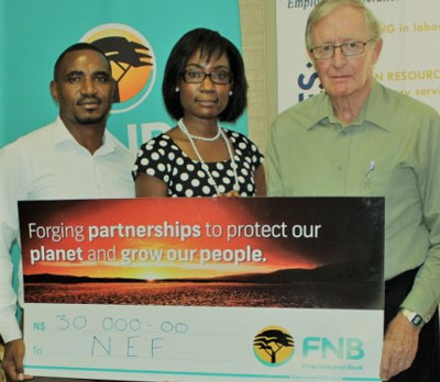 Employers' conference gets boost from local bank