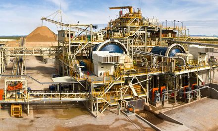 Otjikoto achieves record annual gold production