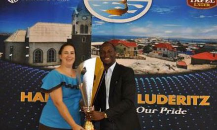 Harders Cup set for Lüderitz Sports Stadium
