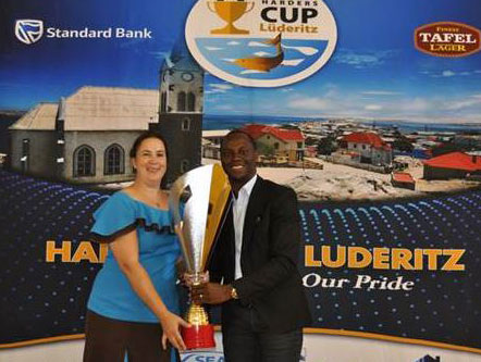 Harders Cup set for Lüderitz Sports Stadium
