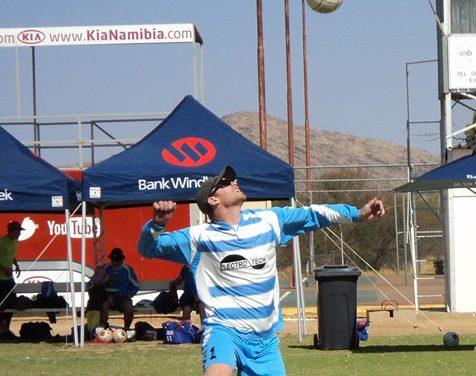 Fistball season commences with coastal tourney