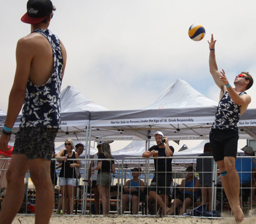 Sparks to fly at 'Volleyball for All' slated for weekend