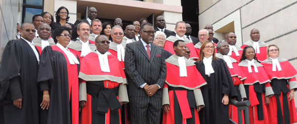 Legal Year opening brings 2016 judicial achievements into perspective