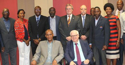 Merchant shipping set sail on new bilateral agreement between Namibia and Germany